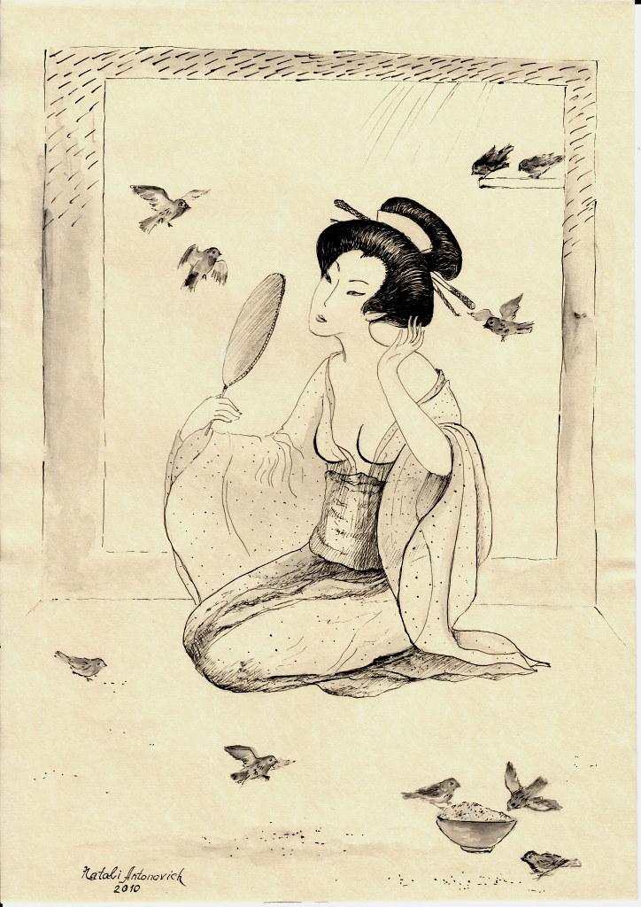Illustration 11 by Natali Antonovich