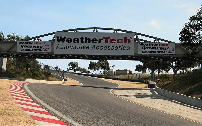 RaceRoom Weathertech Raceway Laguna Seca 2020