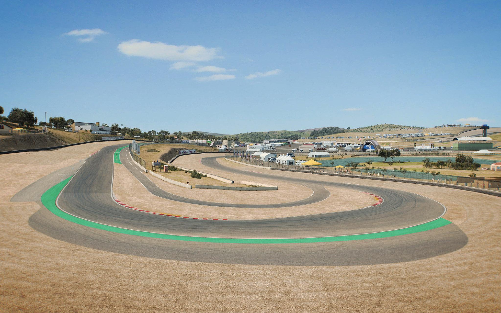 RaceRoom Laguna Seca 3