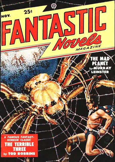 Fantastic Novels Magazine / November 1948