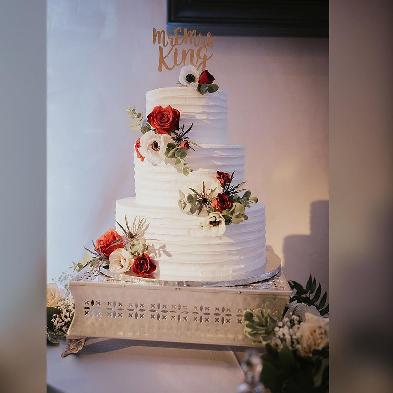 Cake by Harmony Cakes