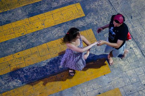 Dance night Valladolid Mexico 5