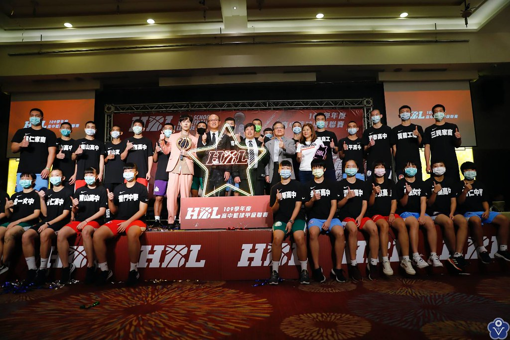 109學年度高中籃球甲級聯賽預賽於11月19日起在台北體育館揭開序幕。(教育部體育署提供)