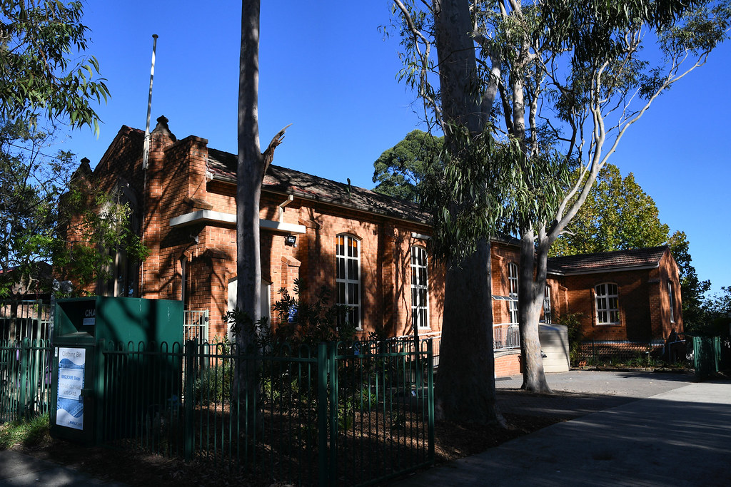 St Peter's Anglican Church, East Lindfield, Sydney, NSW.
