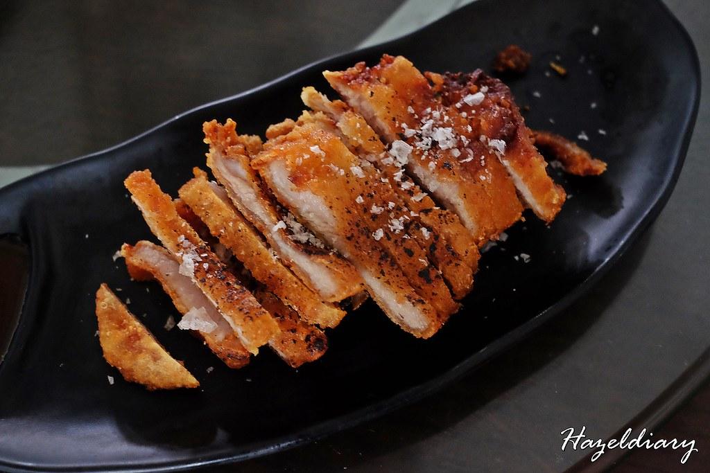 Garang Grill-Crispy Pork Jowl