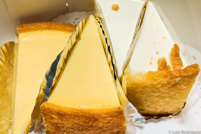 Tartas de queso de Johann's
