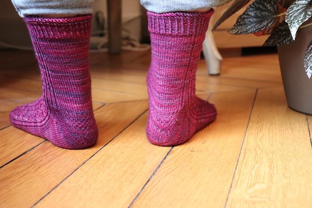 Delicate socks