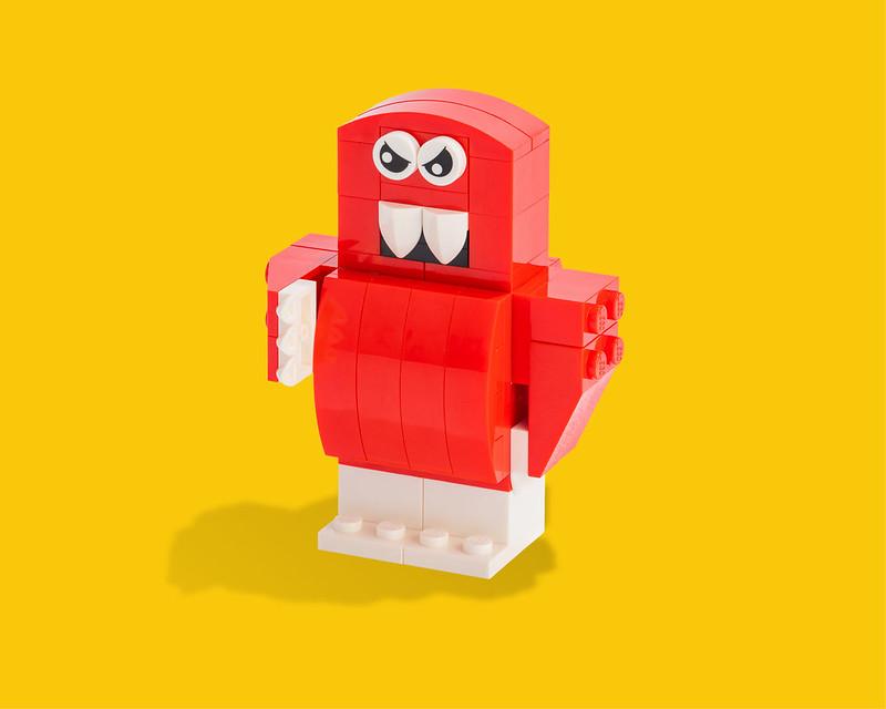 Build & Talk LEGO