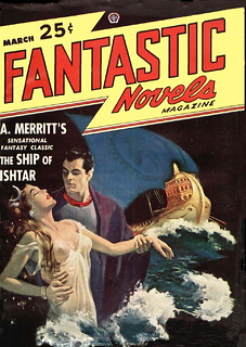 Fantastic Novels Magazine / March 1948