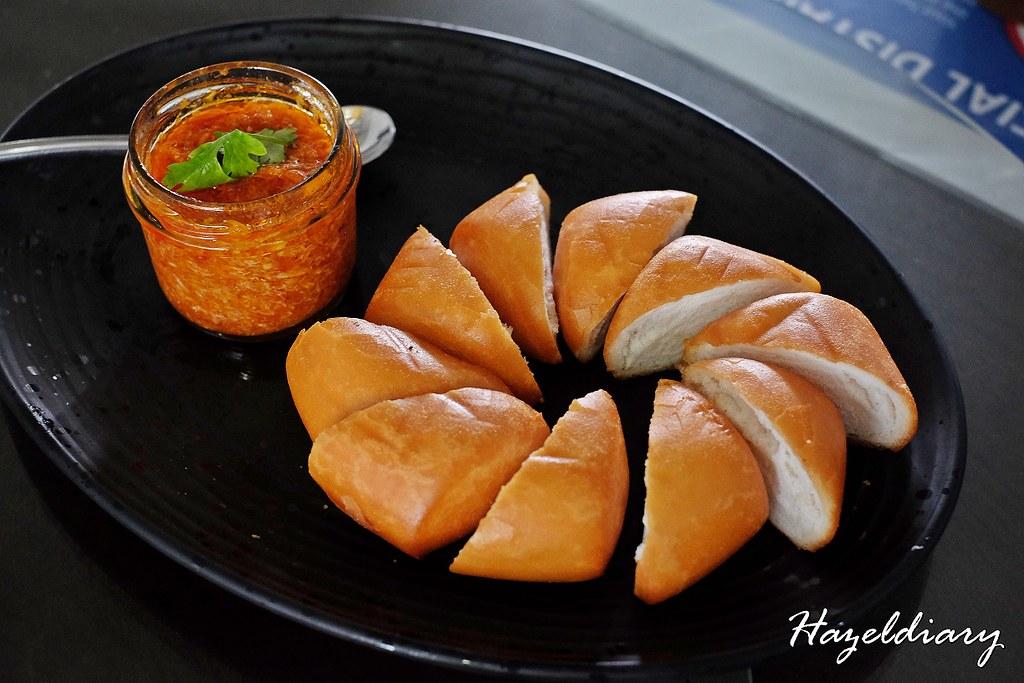 Garang Grill-Chili Crab Rillette