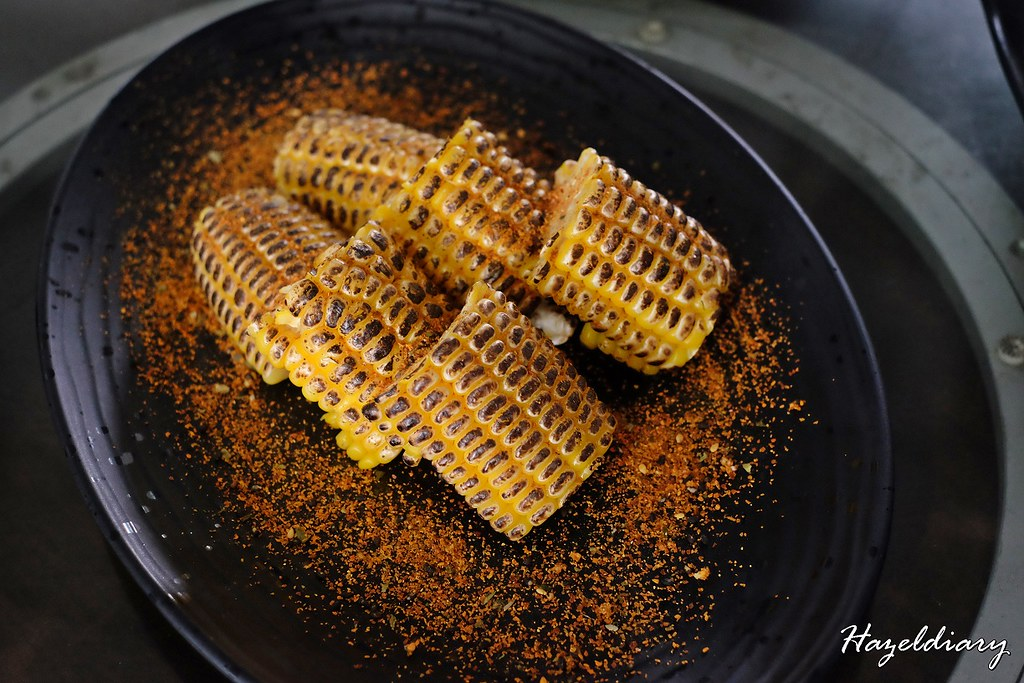 Garang Grill Tampines- Togarashi Corn
