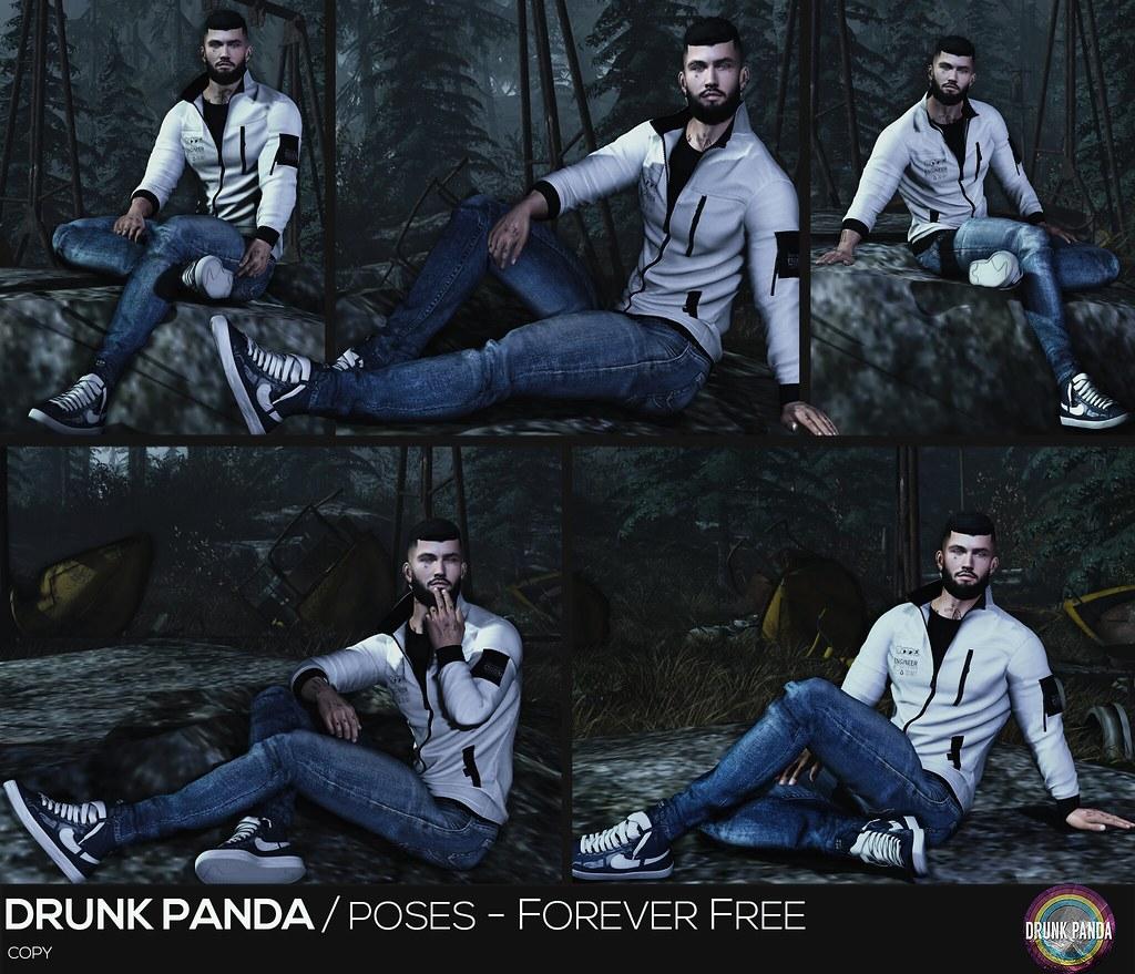 Drunk Panda - ForeverFree