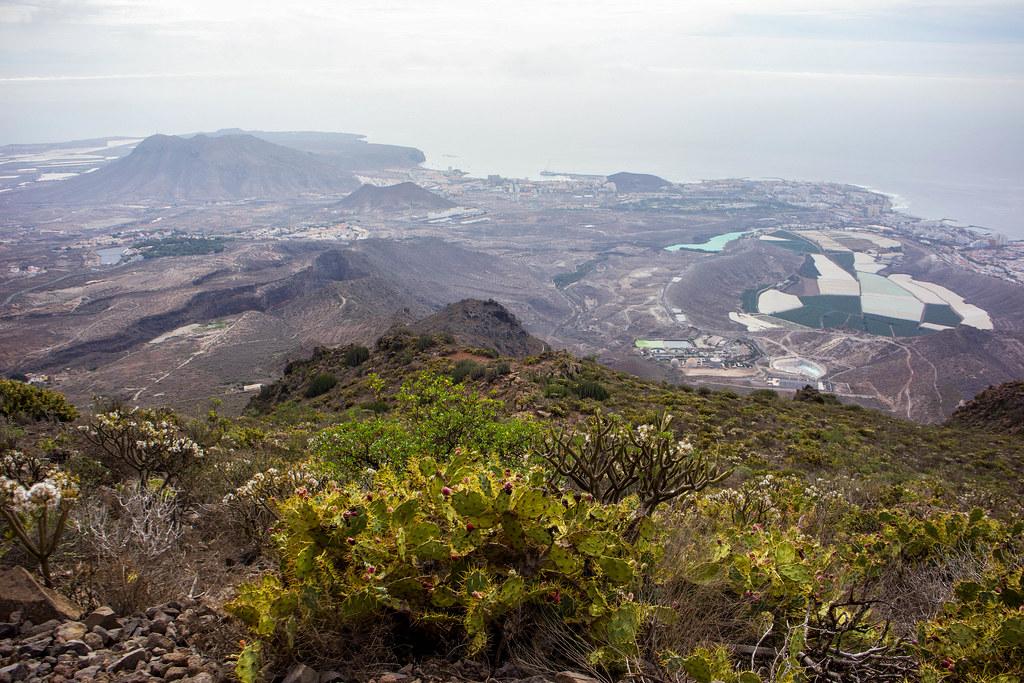 Vistas desde el Roque del Conde