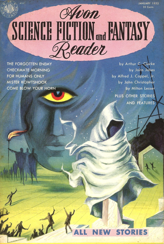 Avon Science Fiction and Fantasy Reader / January 1953