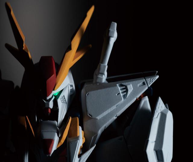 FW GUNDAM CONVERGE EX34「Ξ鋼彈」明年05月發售  劇場版新設計登場!