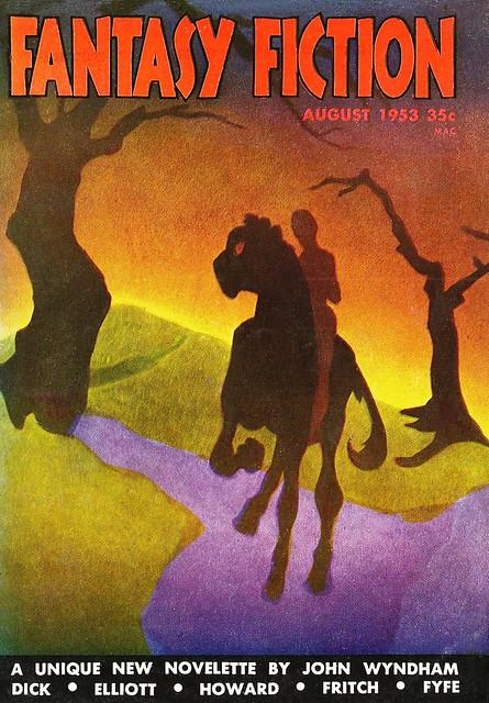 Fantasy Fiction / August 1953