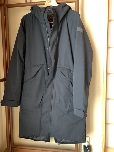 MERRELL メレル [Japan Capsule Collection] MIDWEIGHT SYNTHETIC INSULATED PARKA Men's
