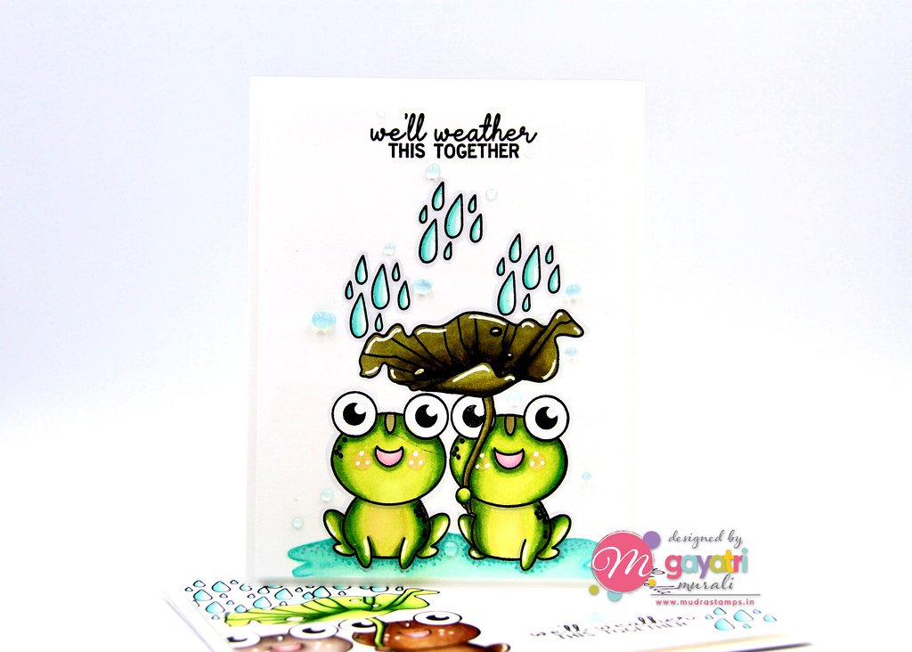 frog card #2
