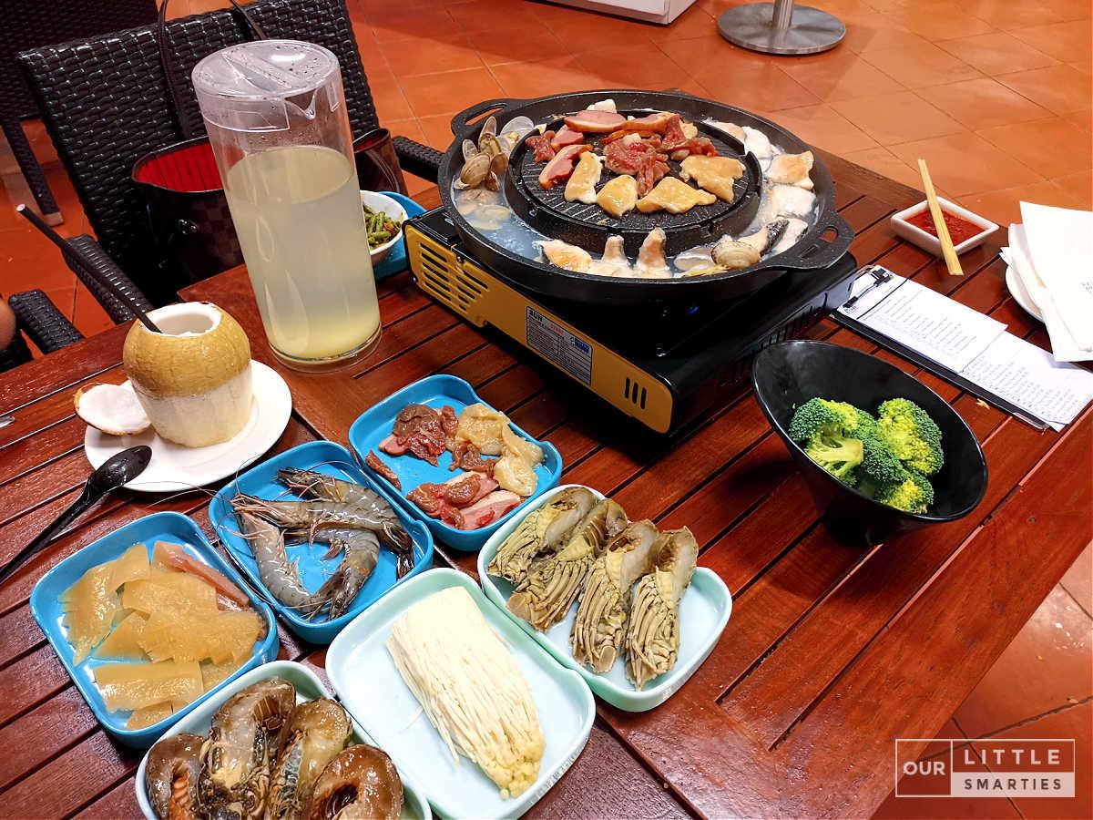Mookata Dinner