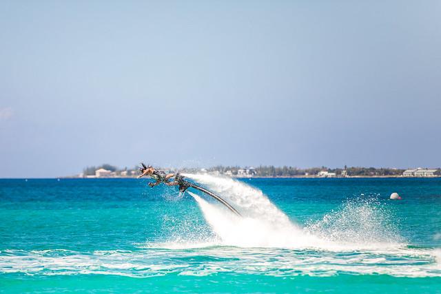 Fly Higher Fly Boarder