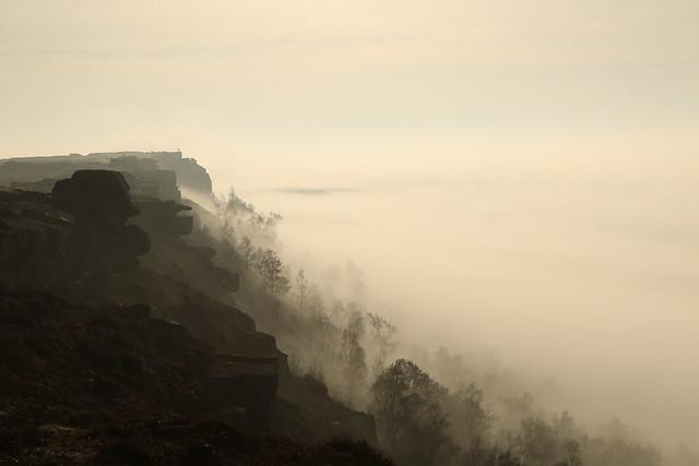 Curbar Mists
