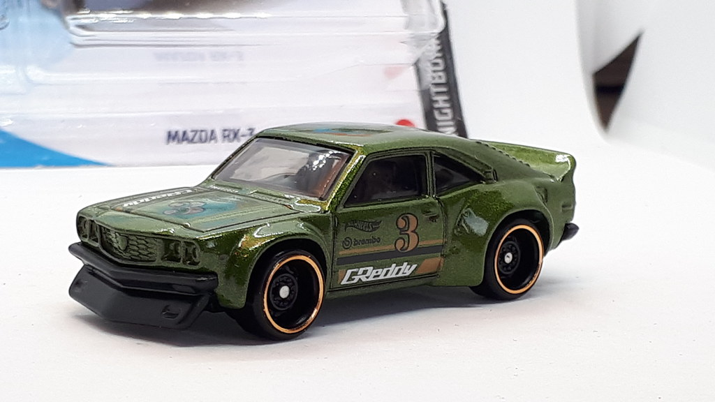 Hot Wheels MAZDA Rx3 Fast and Furious Rewind #1 of 5 1//64 for sale online