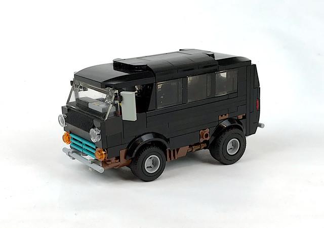1965 Chevy Sportvan