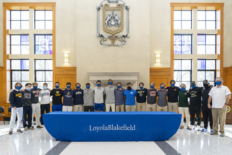 National Signing Day - Fall 2020