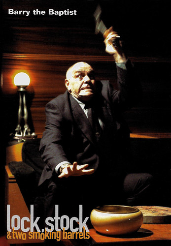 Lenny McLean in Lock, Stock and Two Smoking Barrels (1998)