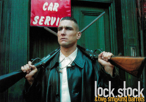 Vinnie Jones in Lock, Stock and Two Smoking Barrels (1998)