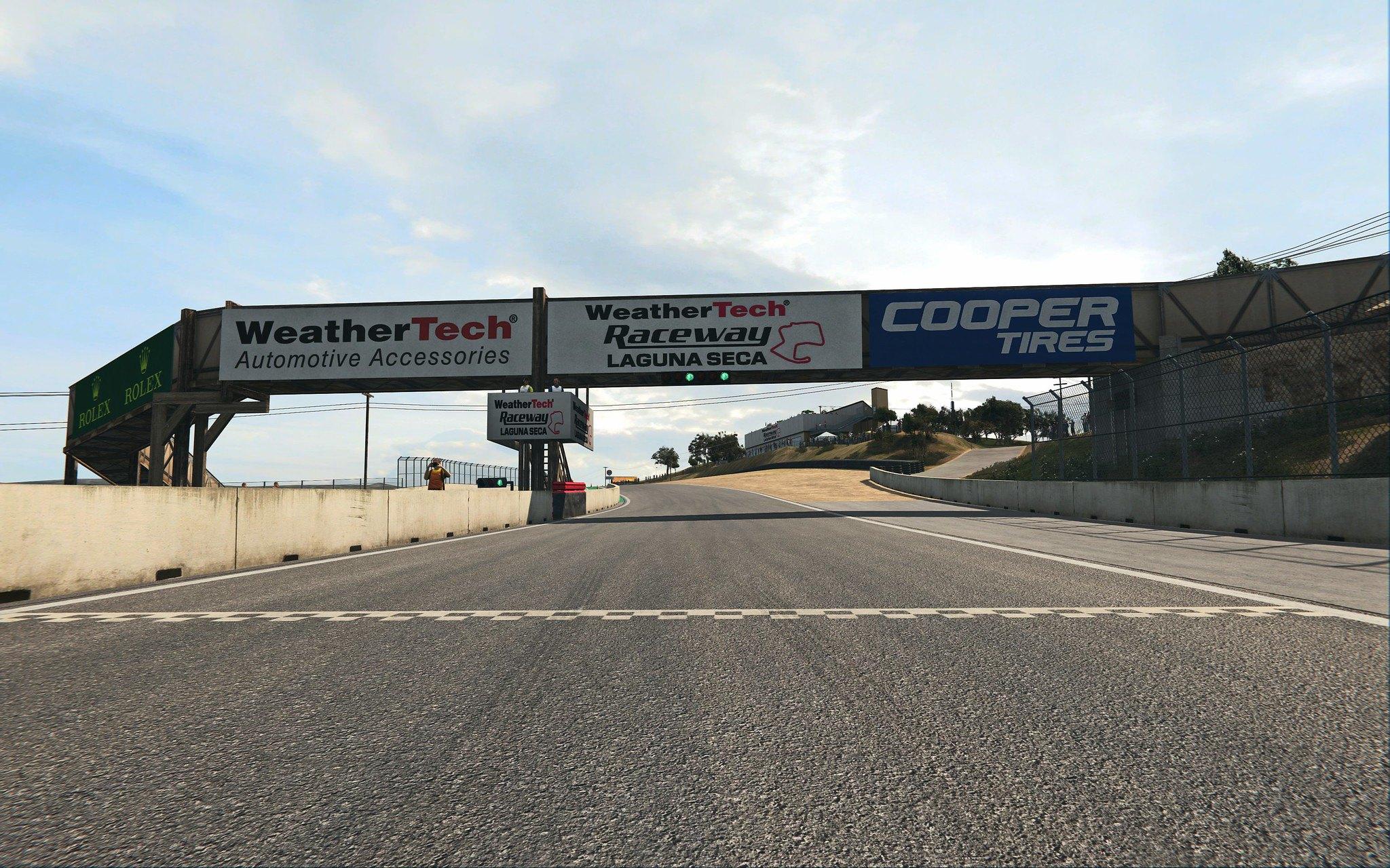 RaceRoom Laguna Seca 1