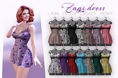 MAAI Zagi dress + GIVEAWAY