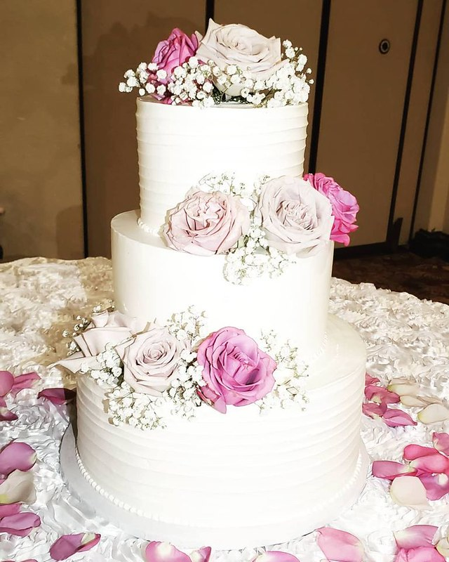 Cake by Chef Karo