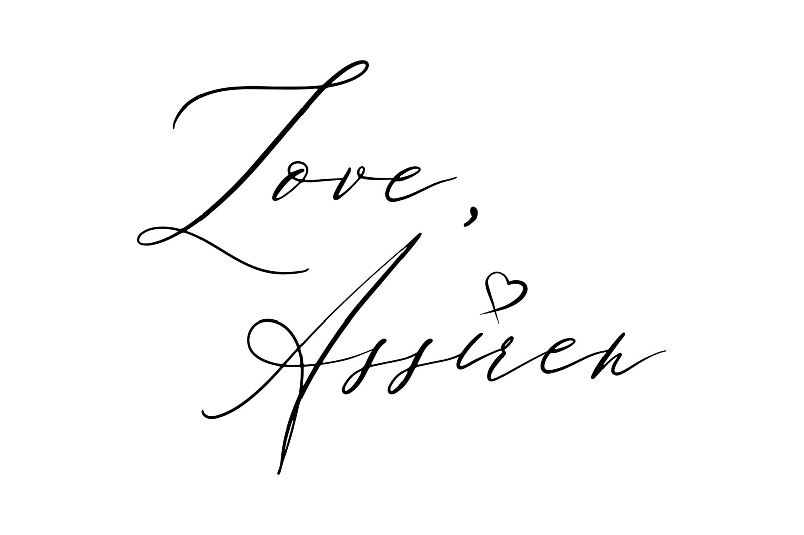 Love Assiren - Logo