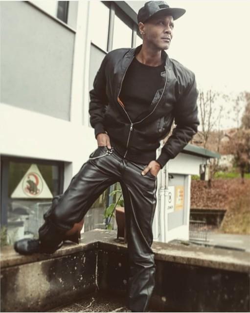 Lars Leather pants