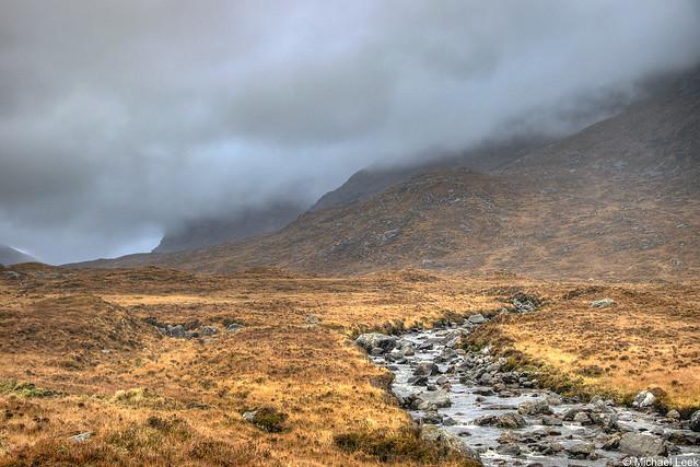 Glen Meavaig; North Harris, Outer Hebrides, Scotland