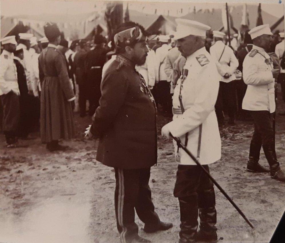 13. Князь Меликов и князь Чавчавадзе