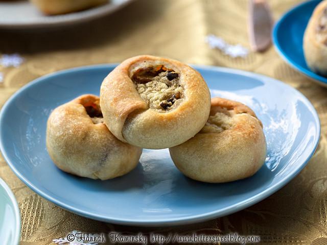 Feast of Seven Knishes - Truffled Mushroom