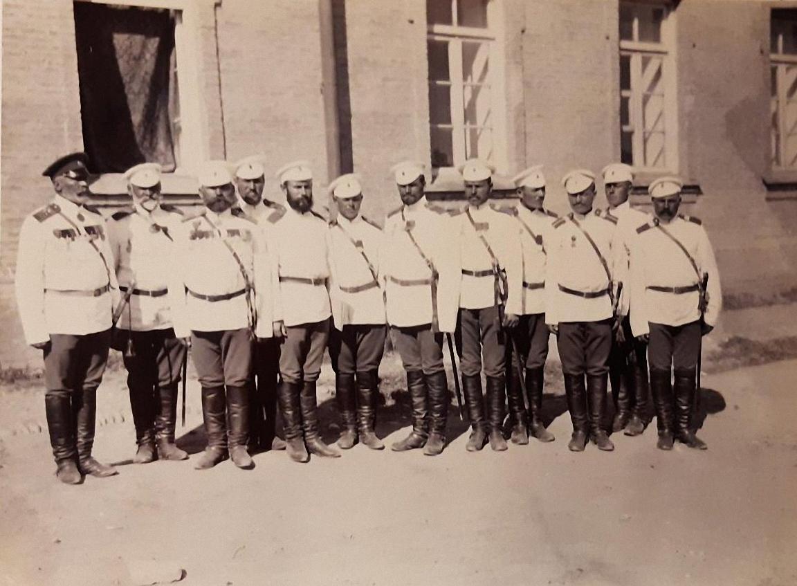 18. Георгиевские кавалеры