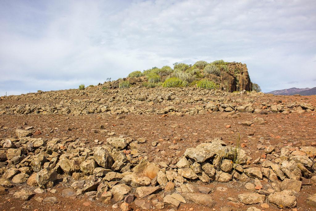 Meseta del Roque del Conde en Tenerife