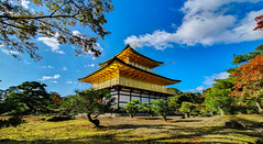 Rokuon-ji, Kyoto, 20191110