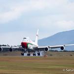 Boeing747SP-27 A4O-SO