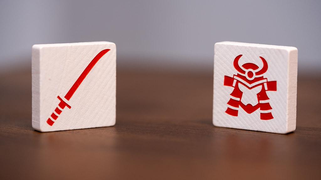 KAITŌ boardgame juego de mesa