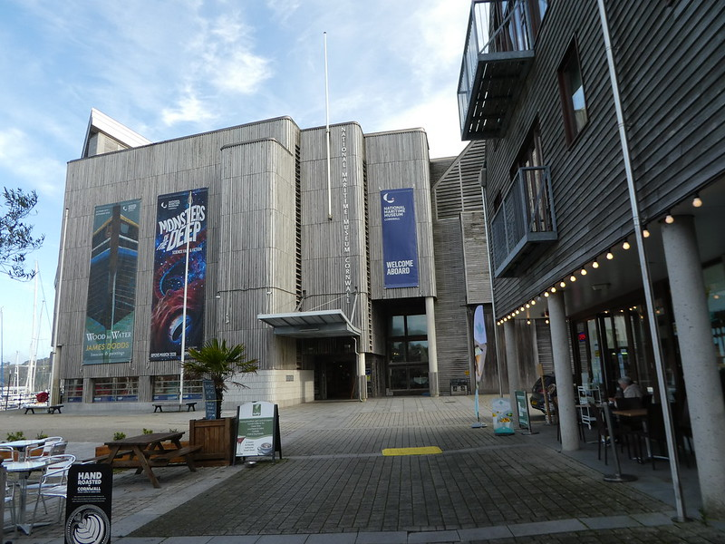 The National Maritime Museum Cornwall, Falmouth