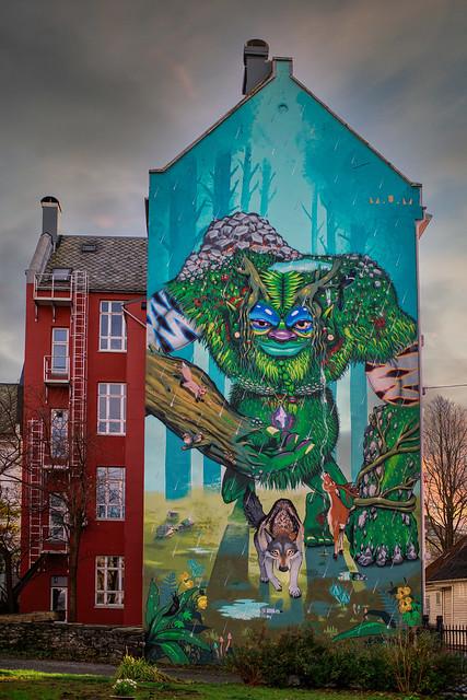 Trollet i Bergen