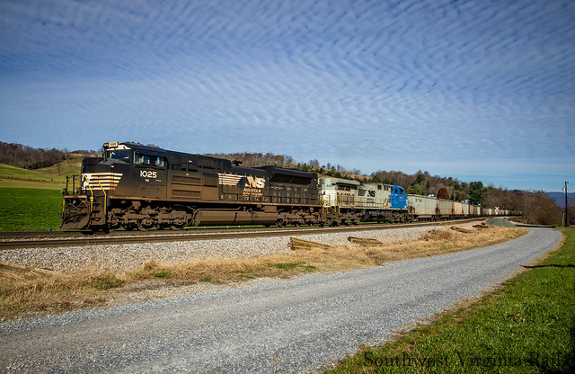 NS 823. Shawsville, Va.