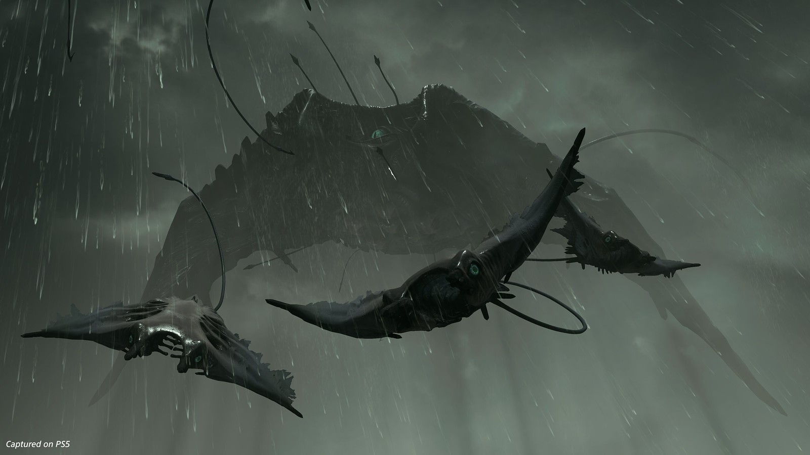 Demon's Souls - Storm King