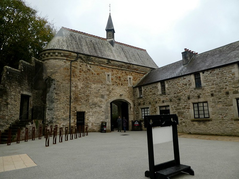 Bodmin Jail Experience, Cornwall