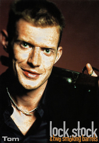 Jason Flemyng in Lock, Stock and Two Smoking Barrels (1998)