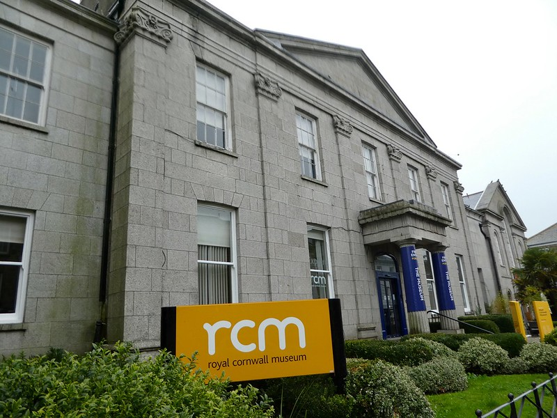 Royal Cornwall Museum, Truro